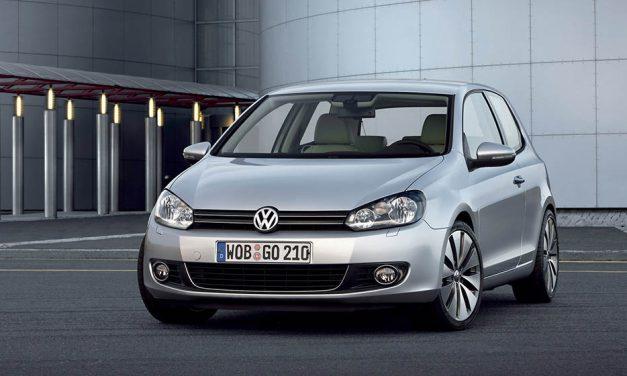 Volkswagen Golf VI – přehled motorizací šesté generace
