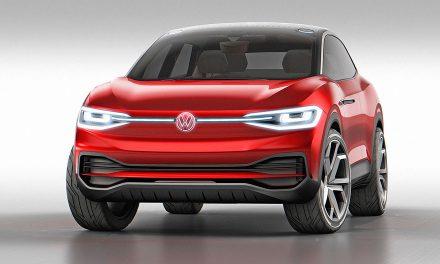 Volkswagenu I.D. Crozz – druhá verze odhalena ve Frankfurtu