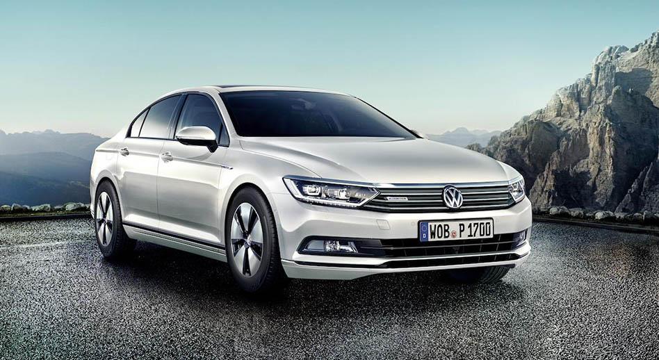 Nový Volkswagen Passat BlueMotion 2015