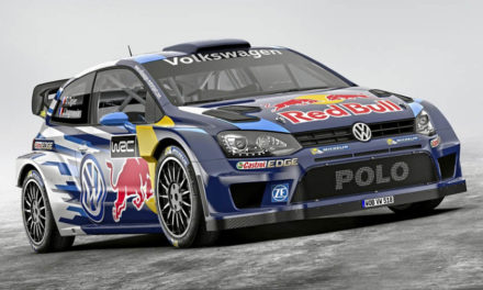 Nové Volkswagen Polo WRC 2015