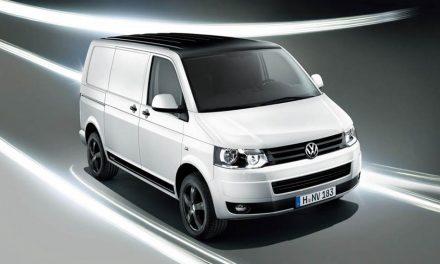 Volkswagen Transporter Edition – tak trochu sportovní dodávka