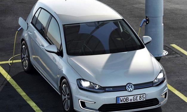 Volkswagen e-Golf – nový elektromobil na scéně