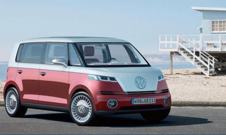 Nový koncept elektrického VW Bulli se brzy představí