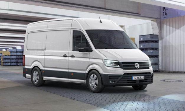 Nový Volkswagen Crafter (2016) odhalen
