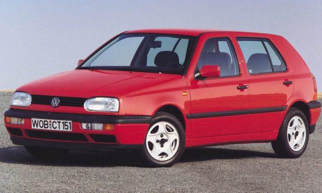 Volkswagen Golf III – třetí generace