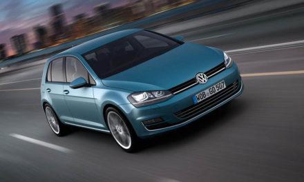 Chystá se nový Volkswagen Golf VIII (2017)