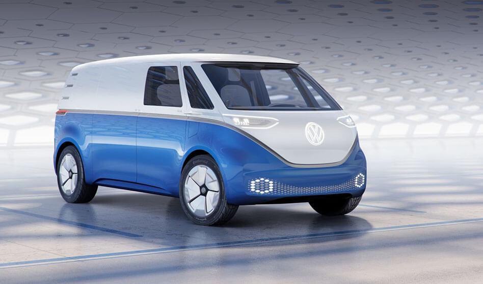 Volkswagen I.D. Buzz Cargo – sériová verze elektrické dodávky je blízko