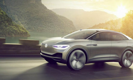 Volkswagen představil elektrizovaný koncept VW I.D. Crozz