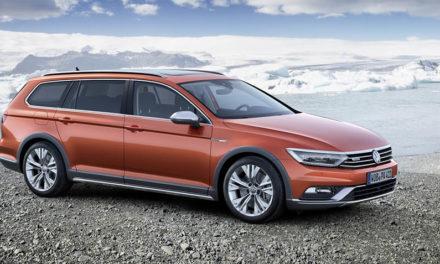 Nový Volkswagen Passat Alltrack bude představen v Ženevě