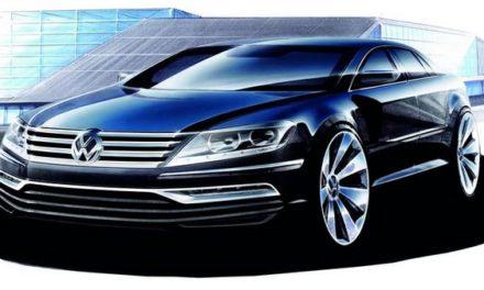 Nový Volkswagen Phaeton by měl dorazit až v roce 2017
