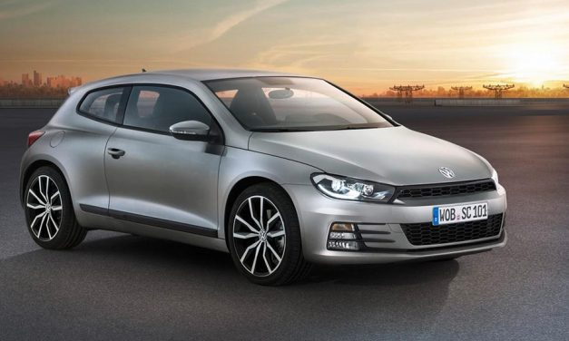 Volkswagen Scirocco 2014 – nový facelift
