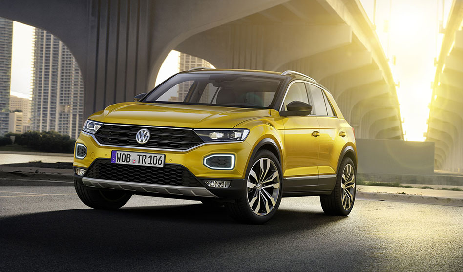 Nový Volkswagen T-Roc – malé SUV dorazilo na český trh