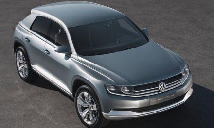 Volkswagen Cross Coupe – nové SUV na obzoru?