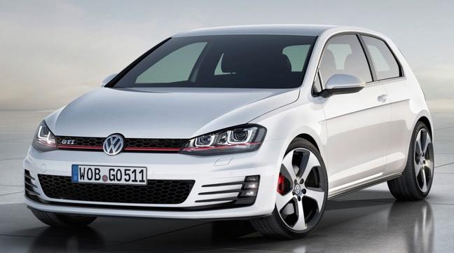 Volkswagen Golf GTI a jeho výbava