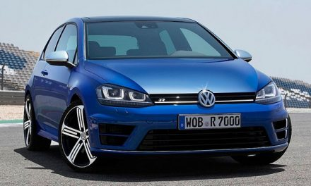 Nový Volkswagen Golf R (2013)