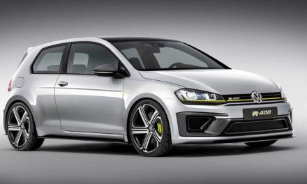 Sen se stává skutečností, Volkswagen Golf R 400 jde do výroby