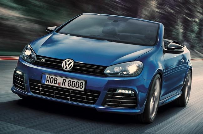 Nový Volkswagen Golf R Cabriolet přichází!
