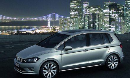 Nový Volkswagen Golf Sportsvan se začal prodávat v Česku