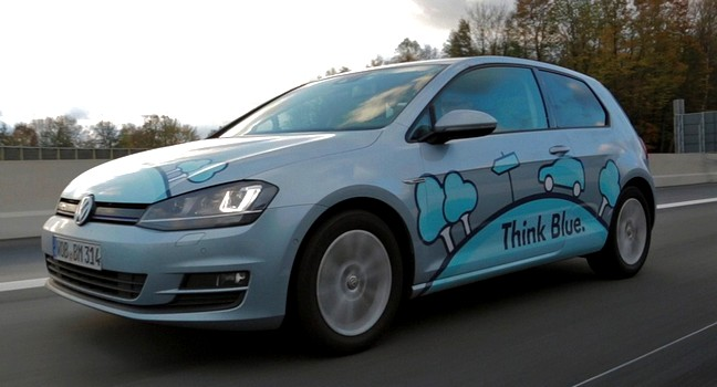VW Golf TDI BlueMotion to dokázal, 1 602 km na jednu nádrž