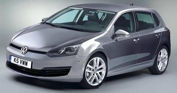 Chystá se nový VW Golf VII