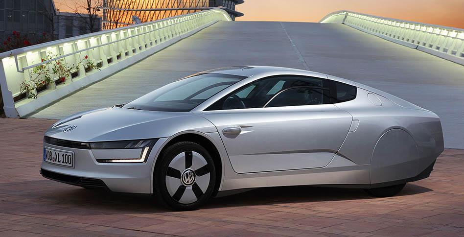 Volkswagen pronajal hybrid VW XL1 prvnímu zákazníkovi