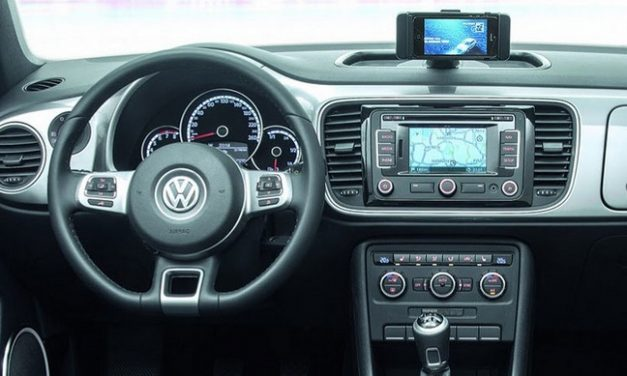 Apple + Volkswagen = iBeetle!