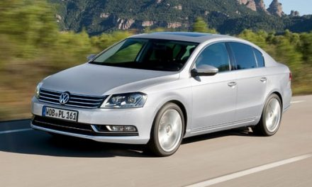 Nový VW Passat (2010)