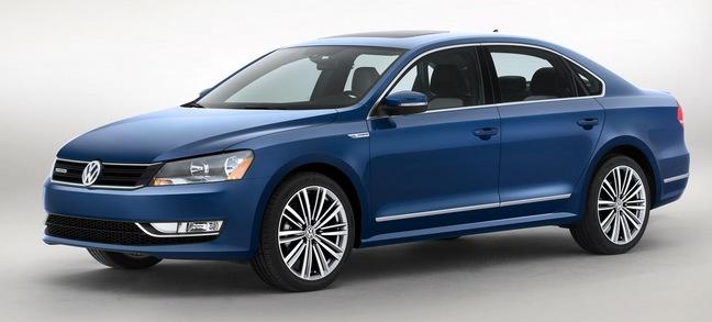 Nový koncept VW: Volkswagen Passat BlueMotion