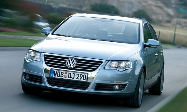 VW Passat – motorizace
