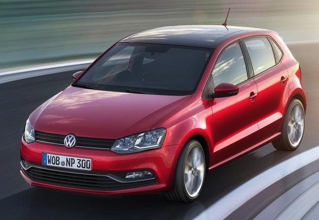 Volkswagen Polo – nový facelift (2014)