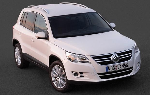 Volkswagen Tiguan – komfortní výbava a motorizace