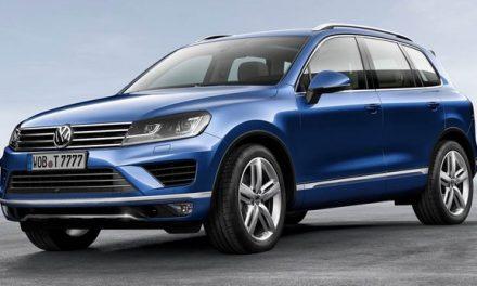 Nový Volkswagen Touareg – facelift 2014