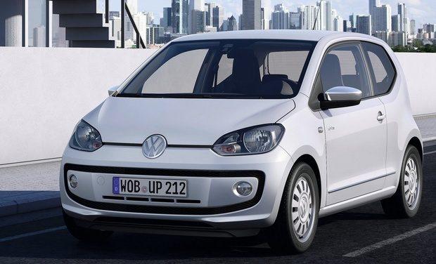 Nový městský Volkswagen Up!